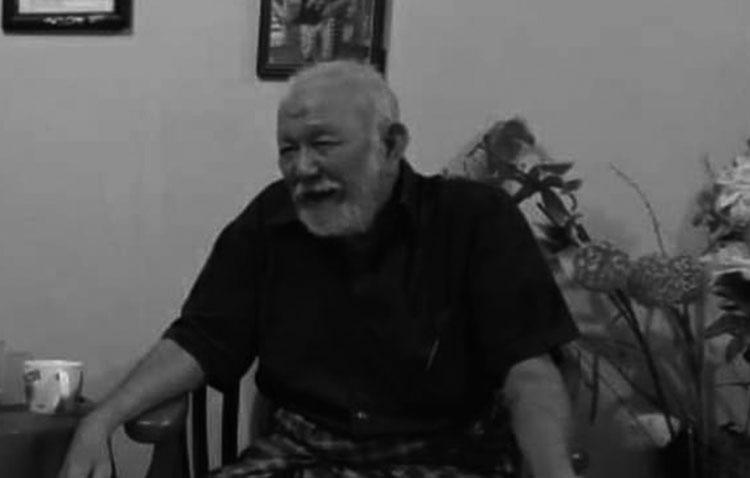 Seniman Riau Taufik Effendi Aria Tutup Usia