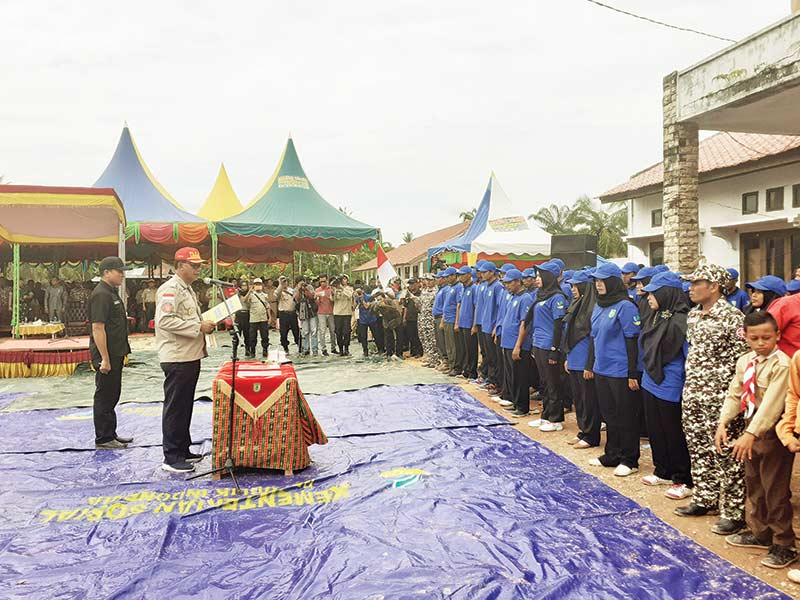 KSB Karya Mulyo Sari Siap Hadapi Bencana