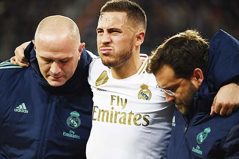 Belum Ada Nomor Punggung, Jersey Hazard Sudah Dijual Madrid