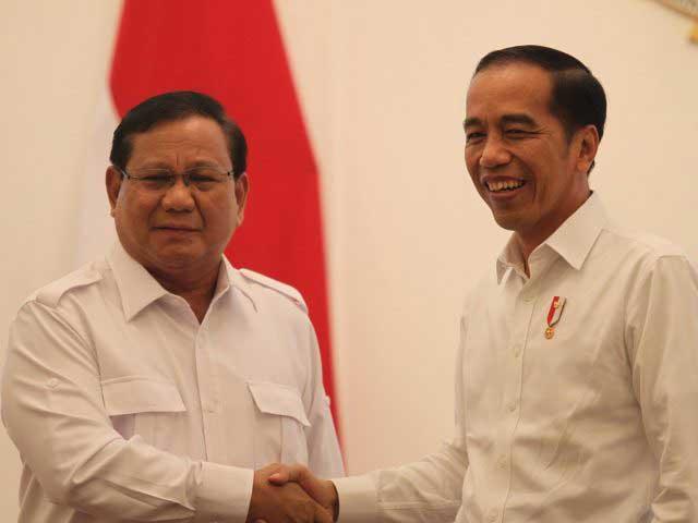 Masuk Kabinet, Prabowo Tak Pernah Rayu Jokowi