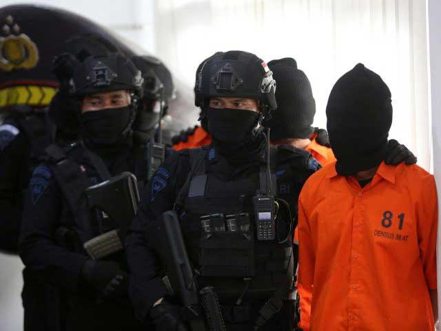 Satu Terduga Teroris Jaringan MIT Ditangkap Densus 88
