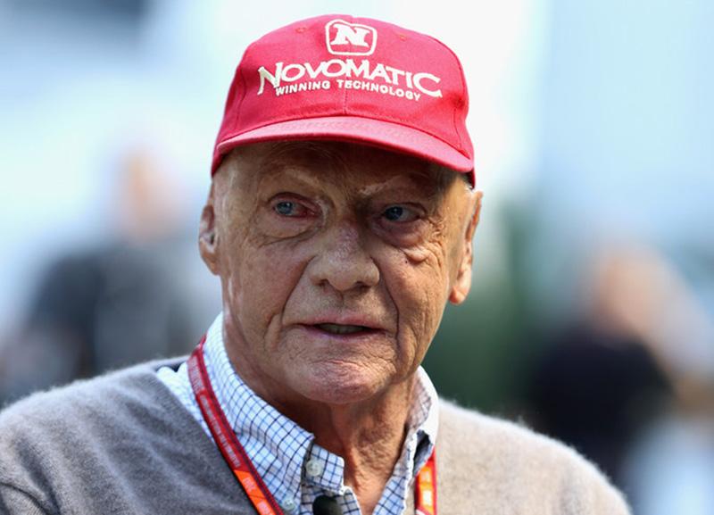 Niki Lauda Tutup Usia