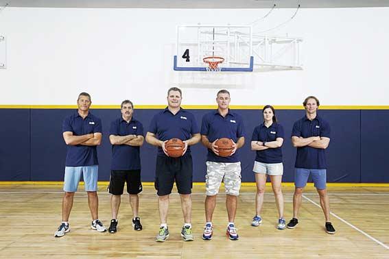 Lima Pelatih Basket Top Australia Latih �Student-Athlete� Terbaik Indonesia