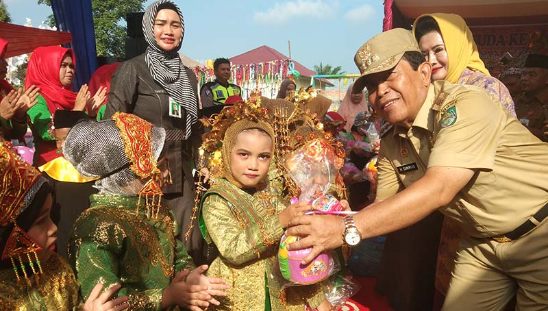 Pemkab Akan Bantu RKB Yayasan Azza