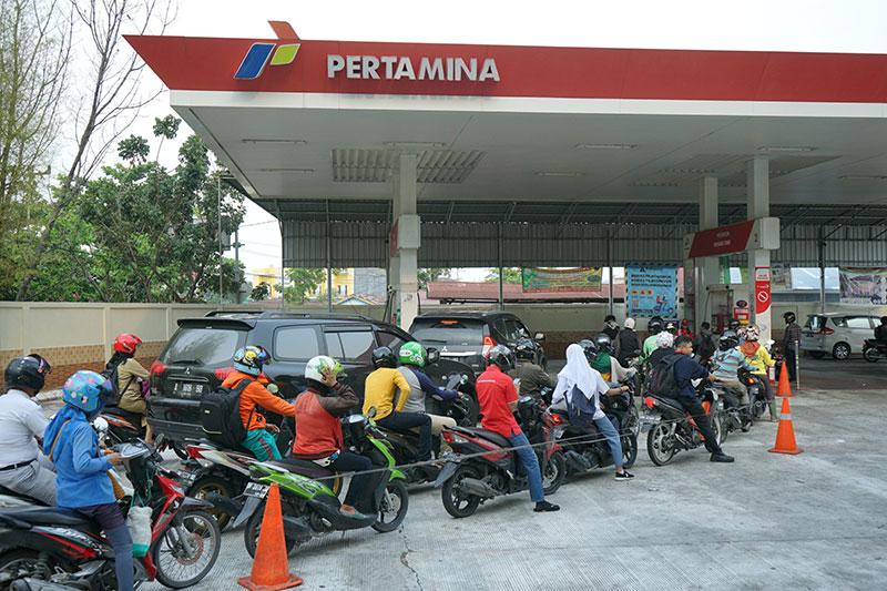 Penggunaan BBM Tak Tepat Sasaran