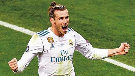 Cetak Gol Ke-100, Solari Puji Performa Bale