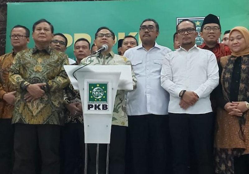 PKB Setuju Gerindra Masuk Kabinet Jokowi
