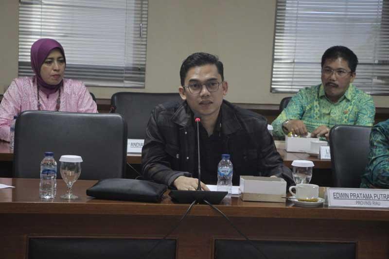 Anggota Komite II DPD RI Minta Pusat Adil dalam Kelola Blok Rokan