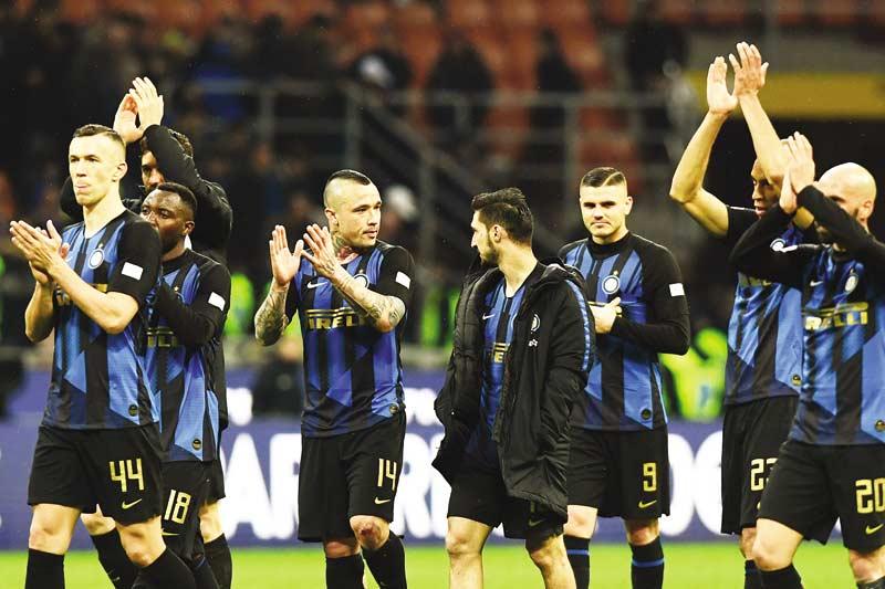 Gol Martinez Menangkan Inter