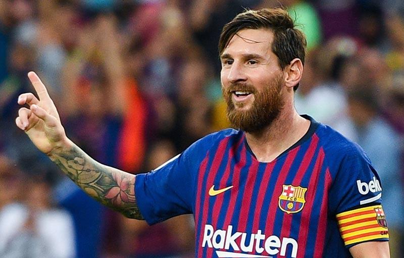 Messi Terkaya di Dunia