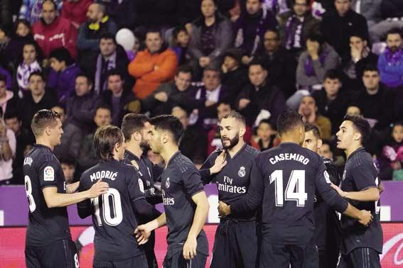 Real Madrid Akhirnya Menang