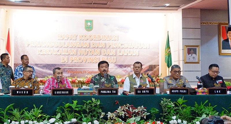 Panglima TNI: Semai Garam Besar-besaran