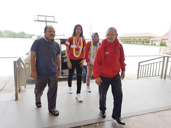KONI Riau Juga Siapkan Bonus