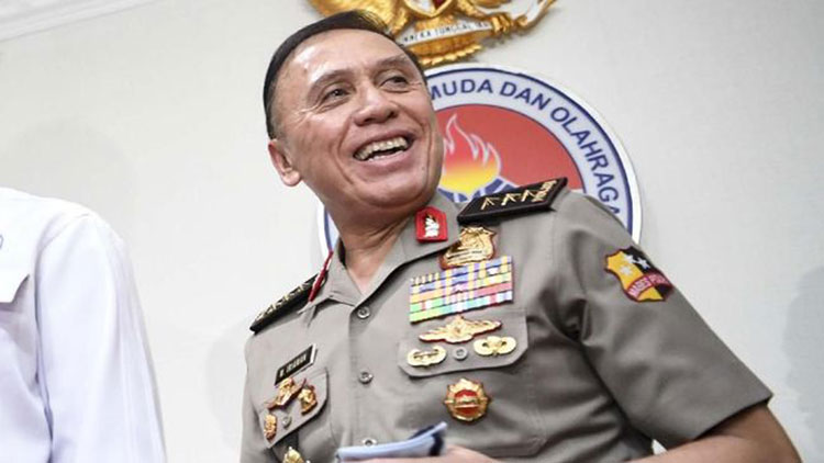 Ahmad Syahroni: Apa yang Dilakukan Ketum PSSI Menyakiti Rakyat