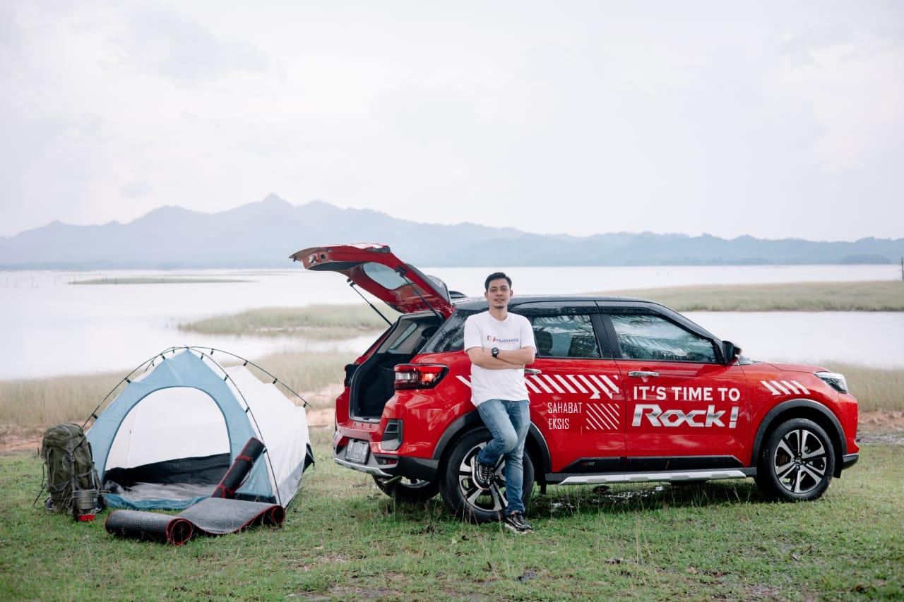 DP Cuma 15 Juta, Test Drive Daihatsu Rocky di Living World Besok
