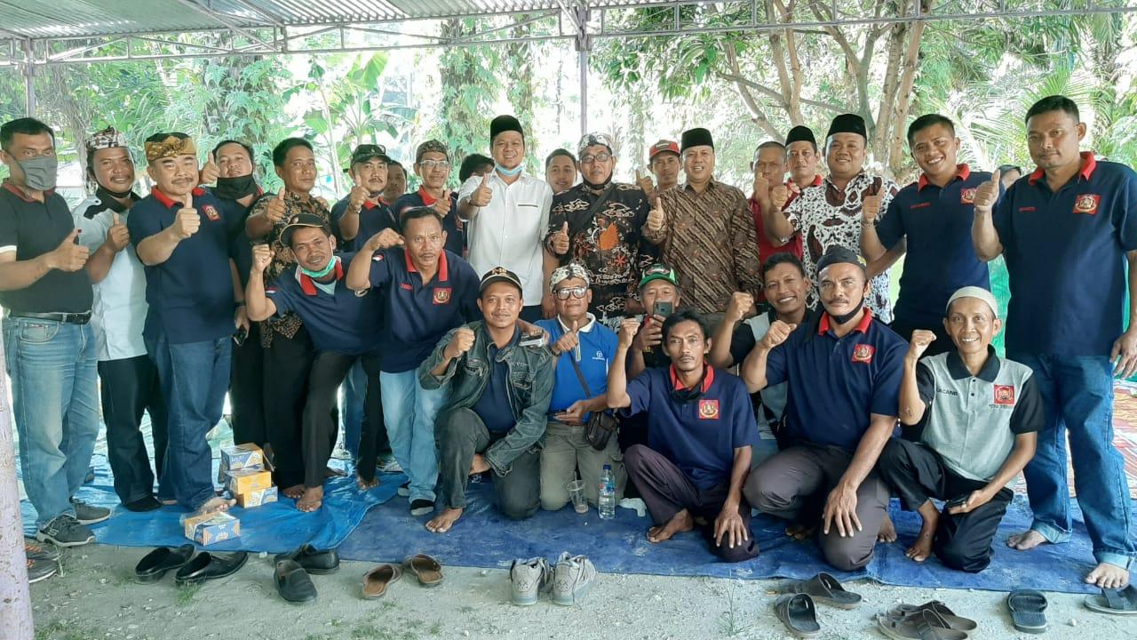 Ketua DPRD Kuansing Diundang Pelantikan Paguyuban Ciayumajakuning Jawa Barat