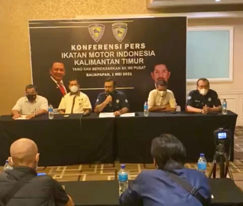 Bamsoet Berhasil Selesaikan Dualisme Kepemimpinan Pengprov IMI Kalimantan Timur