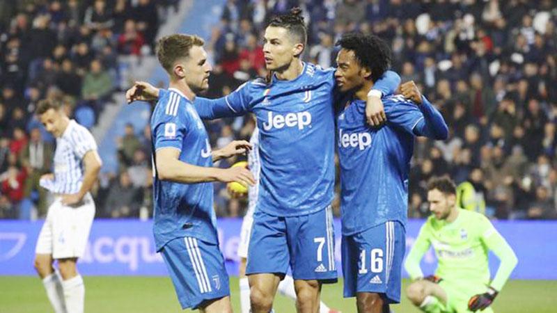 Juventus Enggan Terima Jadi Juara jika Serie A Dihentikan?
