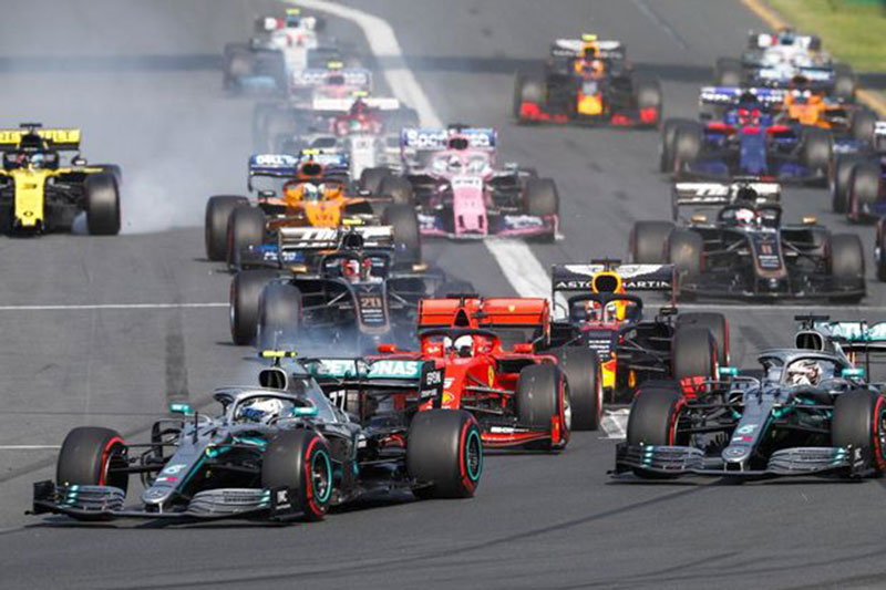 Delapan Race di Eropa, Ini Jadwal Terbaru Balap Formula 1
