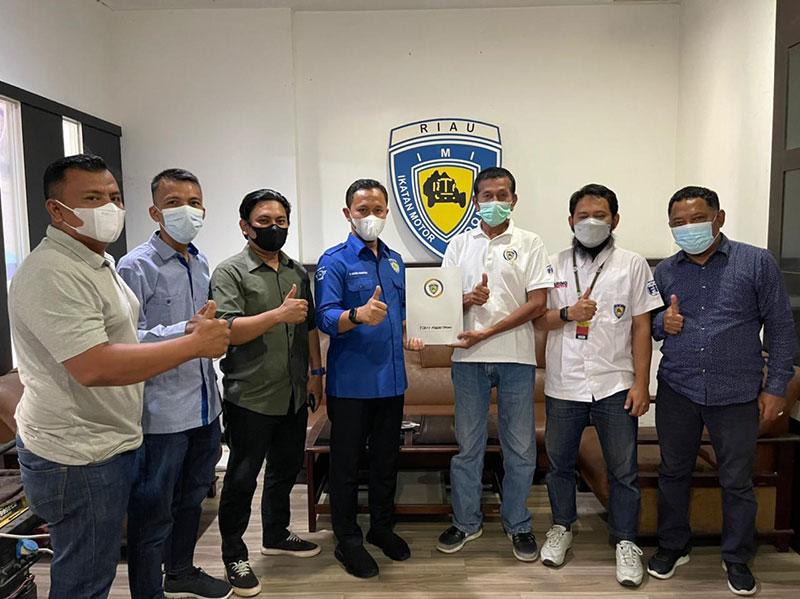 Tiga Calon Ketua IMI Riau Sepakati Hal Ini