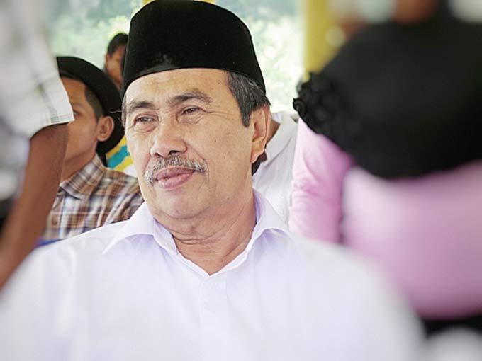 Gerakan Riau Berwakaf Resmi Dibuka