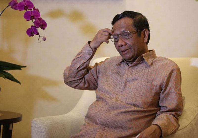 Mahfud Dapat Arahan Khusus dari Jokowi