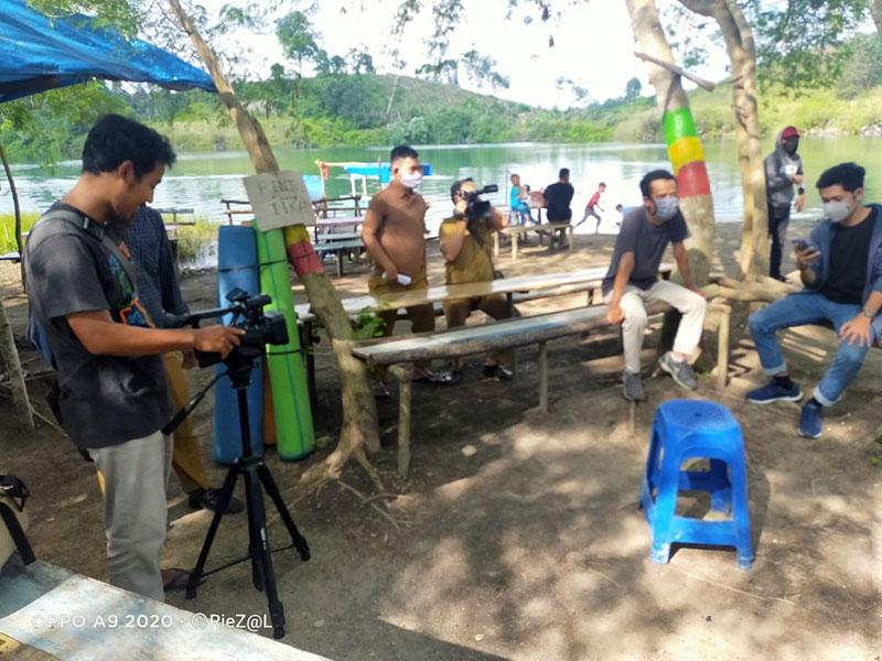 """Film Pendek """"Menyesal"""" Juara Tingkat Riau"""