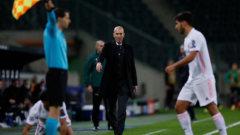 Anggap Chelsea Pantas ke Final, Zidane Terima Kekalahan