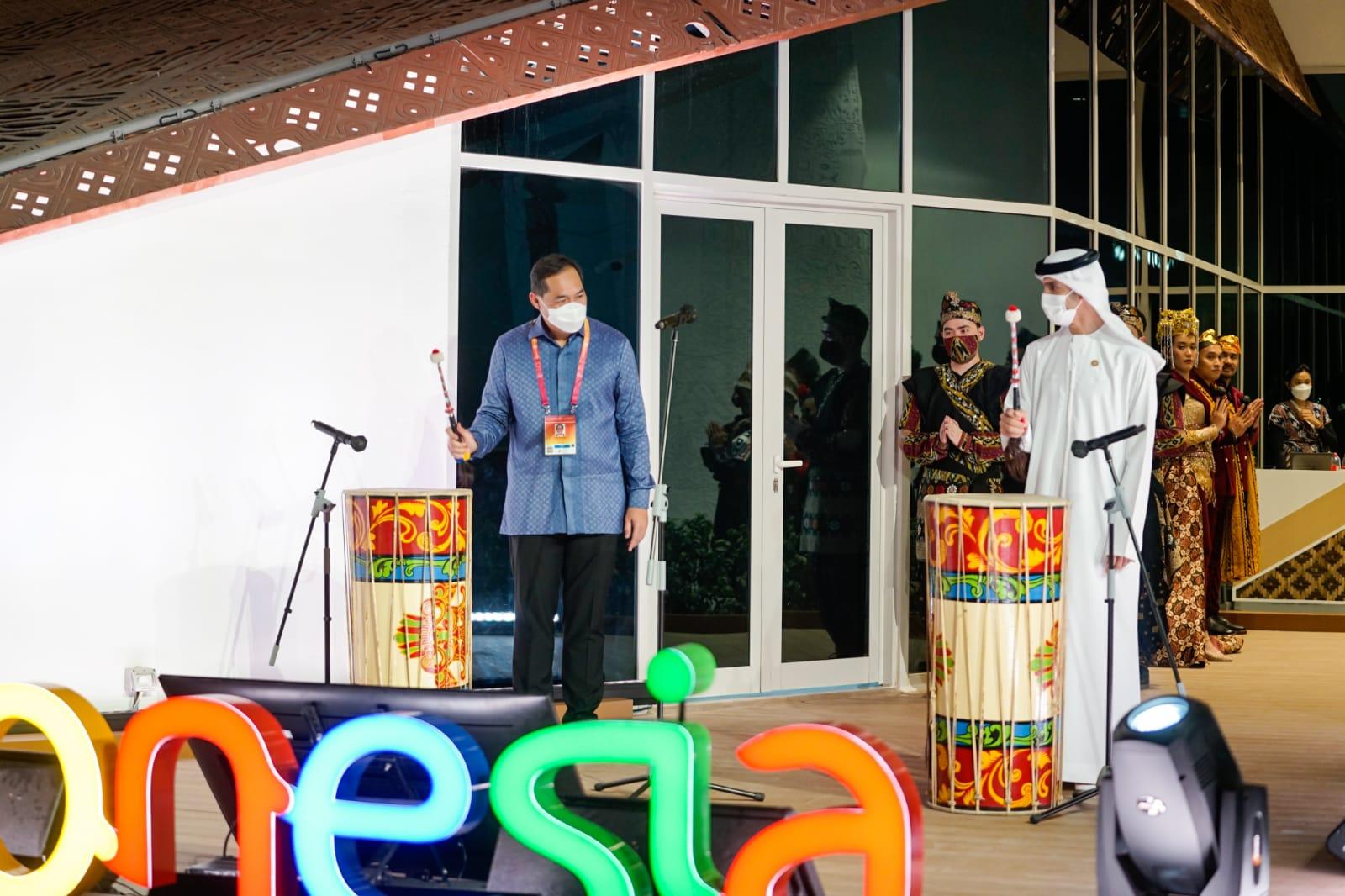 Mendag RI: Expo Dubai Perkuat Kerjasama dengan Uni Emirat Arab