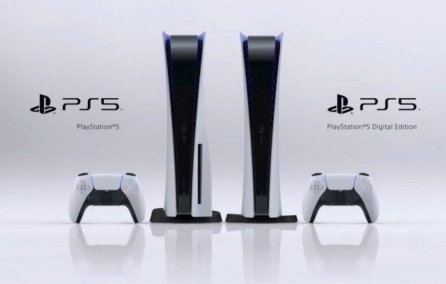 Keren, PlayStation 5 ada Edisi Digital