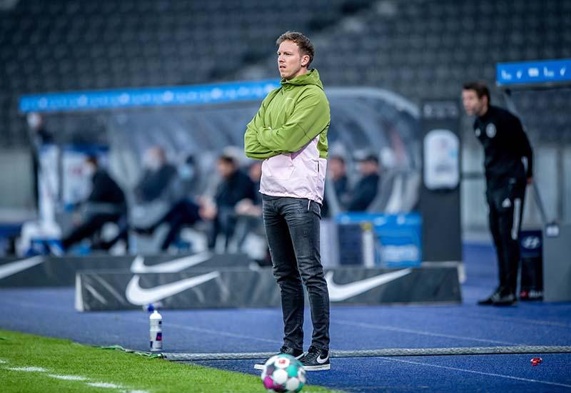 Nagelsmann Dipersiapkan Tottenham untuk Gantikan Mourinho