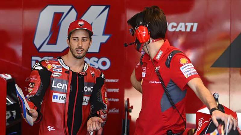 Dovizioso Mungkin akan Duet dengan Rossi di Petronas