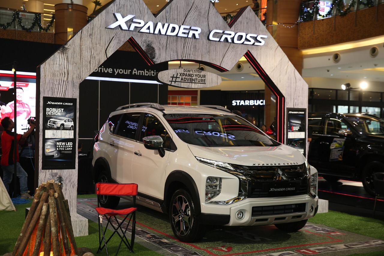 Mitsubishi XPander Cross Mengaspal di Vietnam