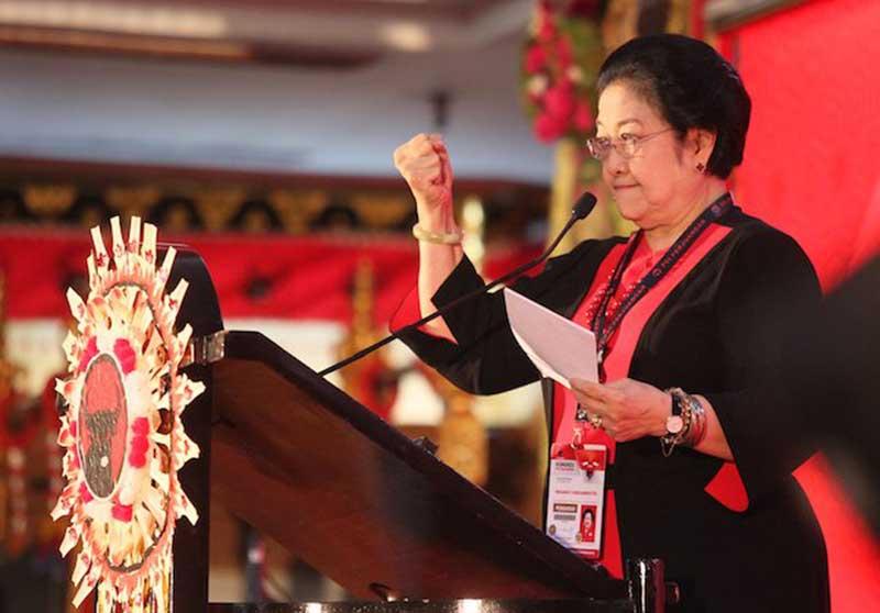 Parade Munas, dari Megawati yang Abadi hingga Bamsoet Undur Diri