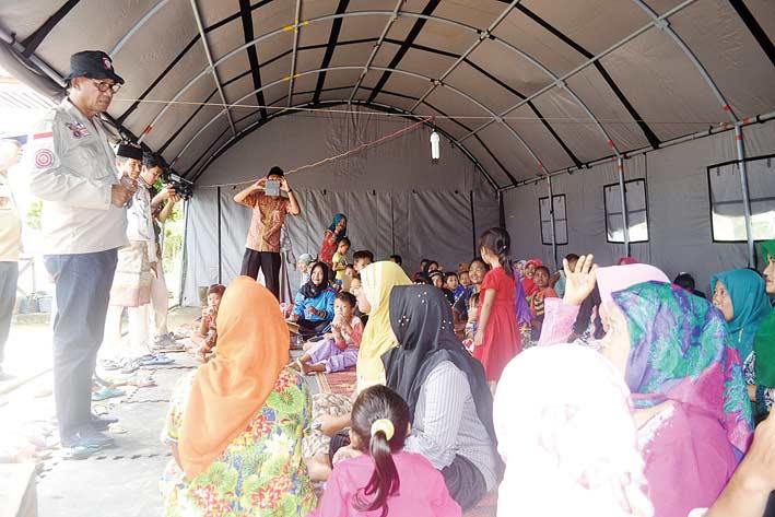 Wabup Irup HUT Riau Ke-61