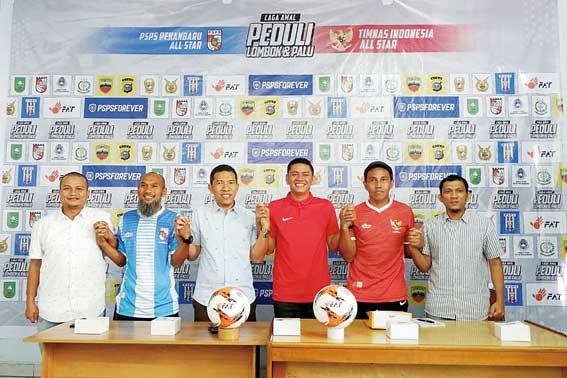 Syaiful Jalani Trial di PSMS Medan