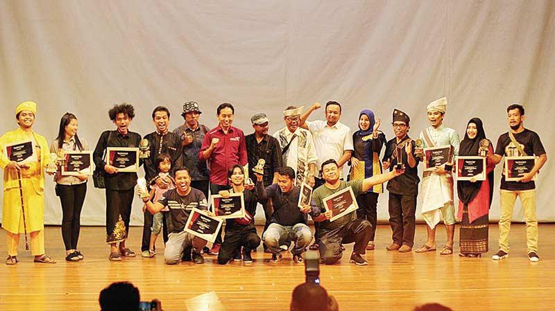 Pengat Production, Sanggar Teater Siak Terbaik di Riau
