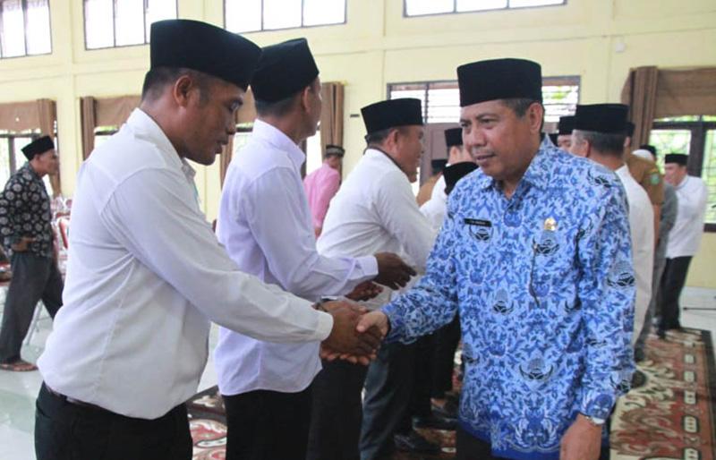 Bapekam Bersama Penghulu Kampung Jalankan Pemerintahan