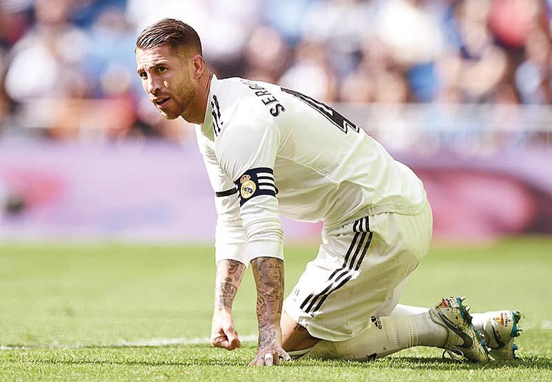 Ramos Diisukan Hengkang