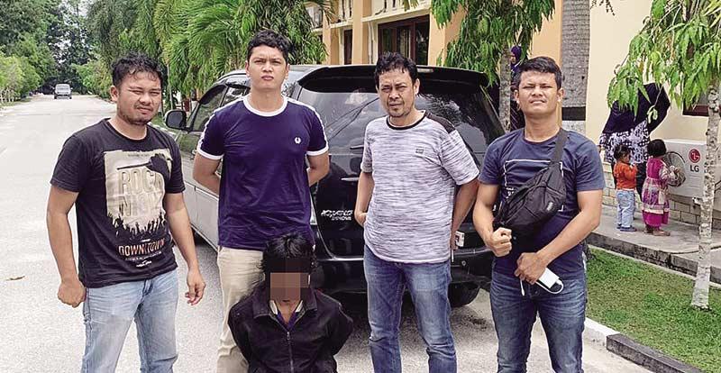 Anak Tetangga Diculik,  Minta Tebusan Rp100 Juta