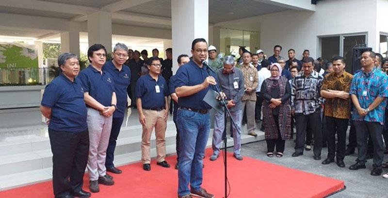 Rumah DP 0 Rupiah Salah Satu Keberhasilan Anis Baswedan
