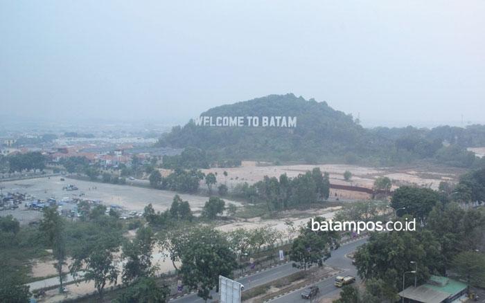 Akhirnya, Asap Riau Selimuti Batam