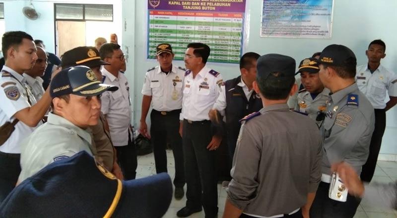 Dishub Ajak Sinergi Provinsi dan Pusat Guna Kembangkan Pelabuhan Buton