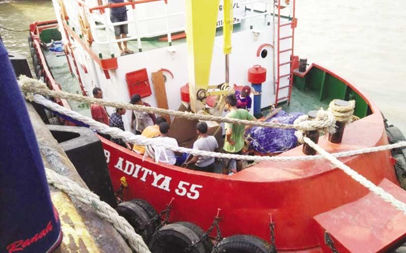 Polisi Dalami Kematian Empat ABK di Pelabuhan Tanjung Buton