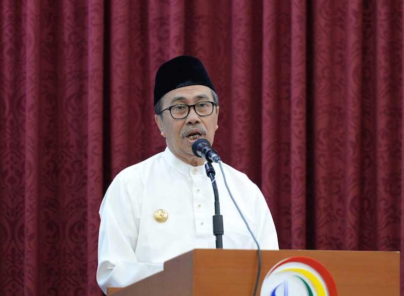 Gubernur Liburkan Seluruh Sekolah di Riau