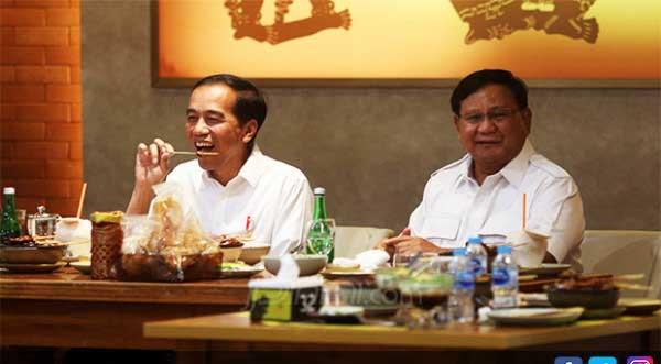 Ada Apa dengan Pertemuan Prabowo-Jokowi? Ini Penjelasannya