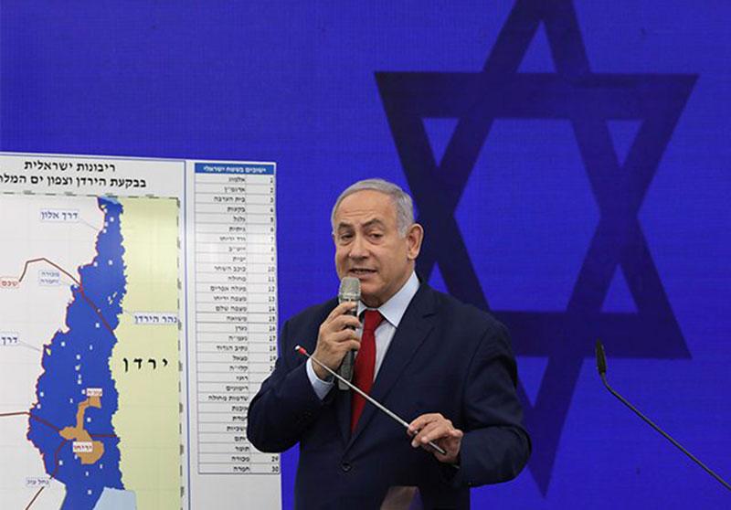Kampanye Netanyahu Resahkan Palestina dan Dunia