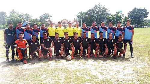 Bina Bakat Juara Piala Soeratin U-13
