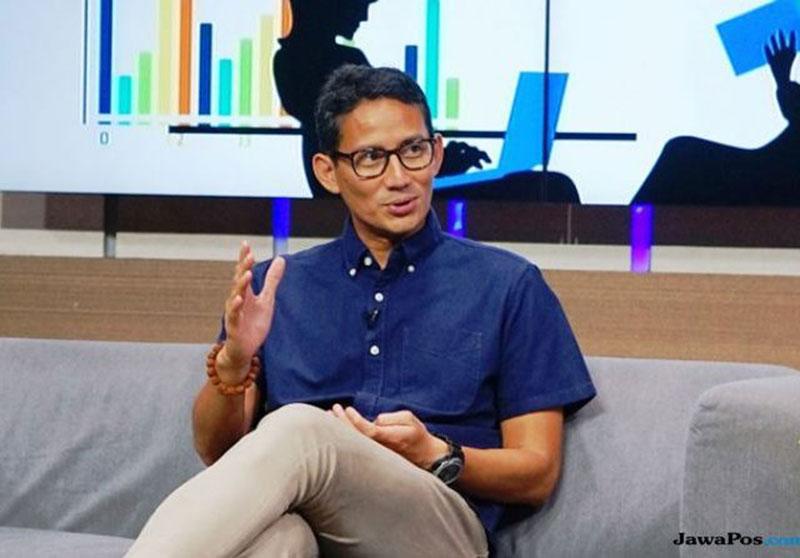Sandiaga Uno Sambut Positif Kabar Ahok Bakal Jadi Bos BUMN