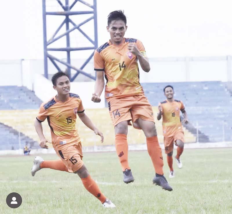 Tornado FC Amankan Poin Kandang